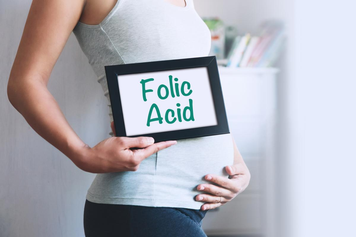 Folic Acid Pregnant Woman
